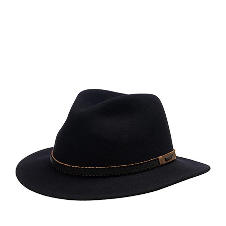 Шляпа STETSON арт. 2528010 TRAVELLER (темно-синий)