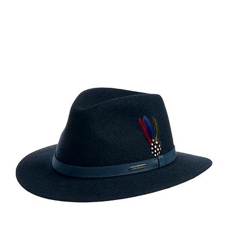 Шляпа STETSON арт. 2598123 POWELL (темно-серый)
