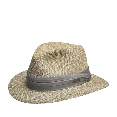 Шляпа STETSON арт. 2478505 TRAVELLER SEAGRASS (бежевый)