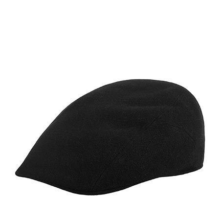Кепка STETSON арт. 6170106 IVY CAP WOOL (черный)