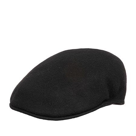 Кепка KANGOL арт. 0258BC Wool 504 (черный)