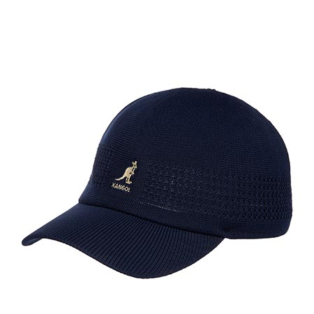 Бейсболка KANGOL арт. 1456BC Tropic Ventair Spacecap (темно-синий)