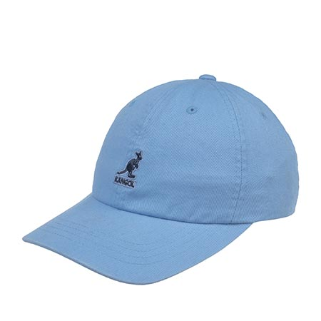 Бейсболка KANGOL арт. K5165HT Washed Baseball (синий)