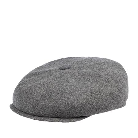 Кепка KANGOL арт. K3164HT Wool Hawker (серый)
