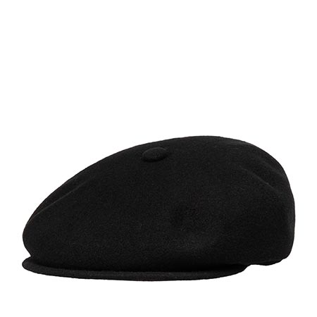 Кепка KANGOL арт. K3164HT Wool Hawker (черный)