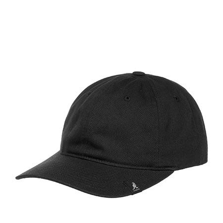 Бейсболка KANGOL арт. K2036CO Adjustable Baseball (черный)