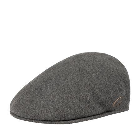 Кепка KANGOL арт. 0238KG Wool 504 Earlap (серый)