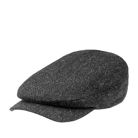 Кепка HANNA HATS арт. Daithi Cap DW2 (черный)