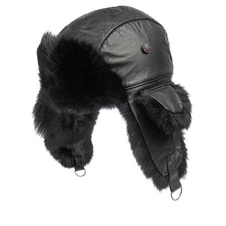 Шапка BAILEY арт. 25119 VERNON (черный)