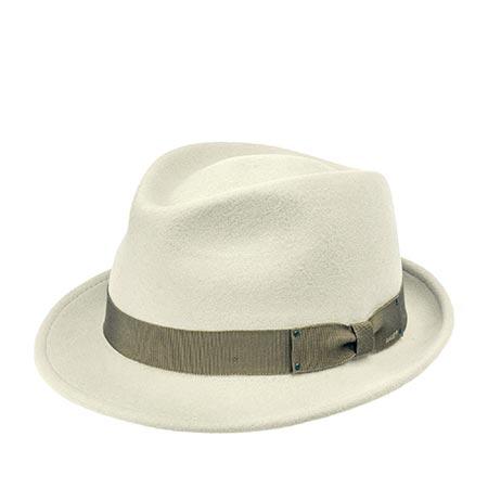 Шляпа BAILEY арт. 7016 WYNN (светло-серый)