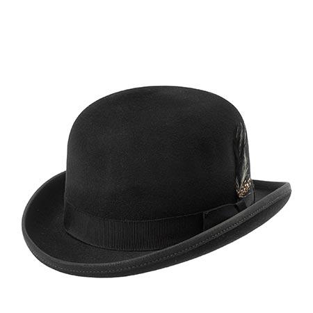 Шляпа BAILEY арт. 3816 DERBY (черный)