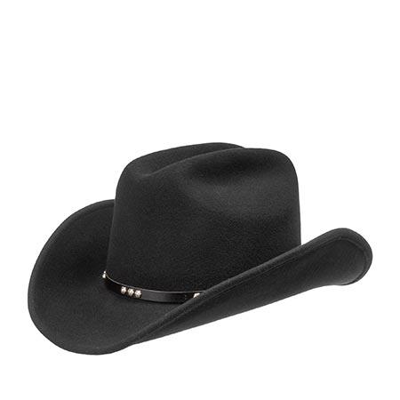 Шляпа BAILEY арт. W05LFP THREE D (черный)