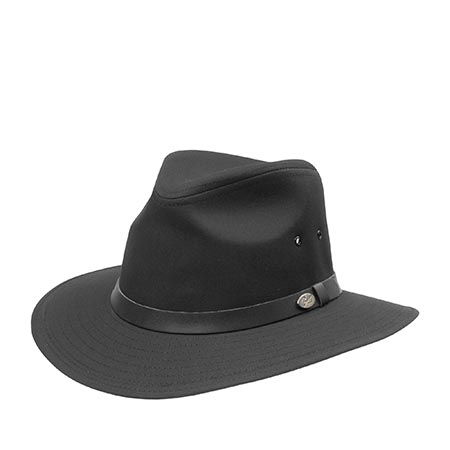 Шляпа BAILEY арт. 1362 DALTON (черный)