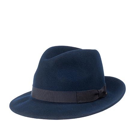 Шляпа BAILEY арт. 37171BH WINTERS (синий)