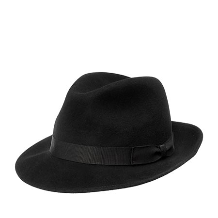 Шляпа BAILEY арт. 37171BH WINTERS (черный)