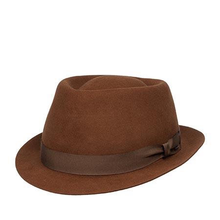 Шляпа BAILEY арт. 6141 DUFFY II (рыжий)