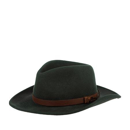 Шляпа BAILEY арт. W15LFF CALIBER (серый)