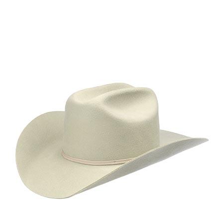 Шляпа BAILEY арт. W0602F STAMPEDE (светло-серый)