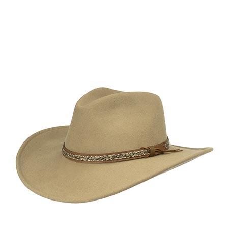 Шляпа BAILEY арт. W14LFD NOCK (бежевый)