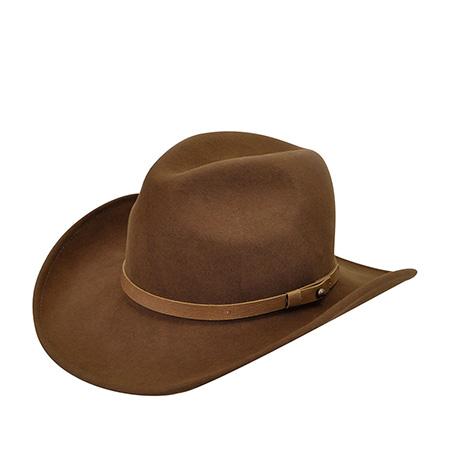 Шляпа BAILEY арт. W16LFA GOLDFIELD (коньячный)