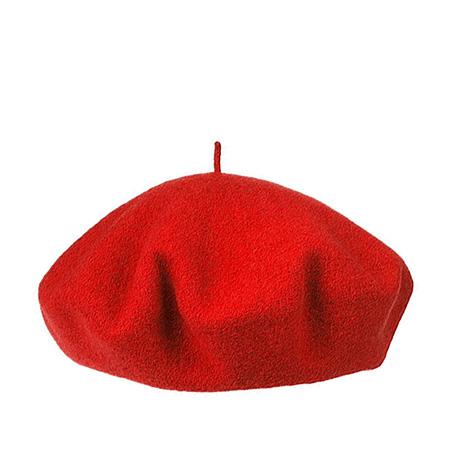Берет BETMAR арт. B512 WOOL BERET (красный)