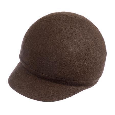 Кепка BETMAR арт. B521 RHINESTONE CAP (темно-серый)