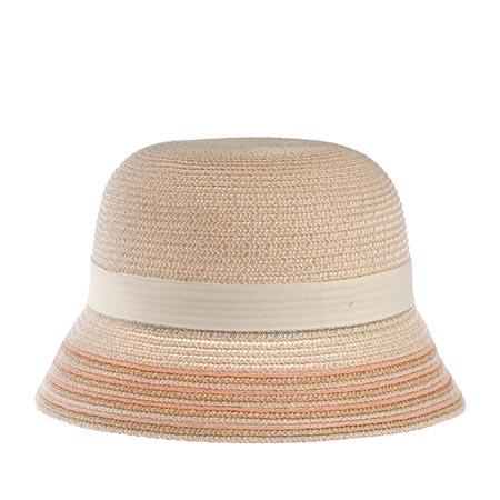 Шляпа BETMAR арт. B1096H TRICIA (бежевый / белый)