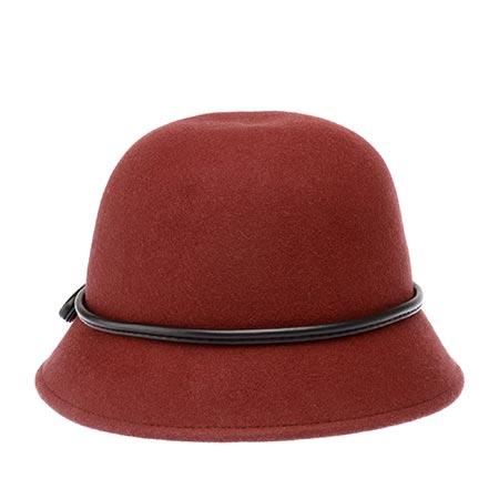 Шляпа BETMAR арт. B1488H CHRISTINA (кирпичный)