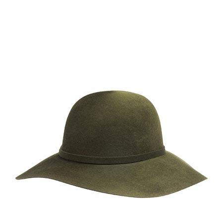 Шляпа BETMAR арт. B1677H HANNAH (оливковый)