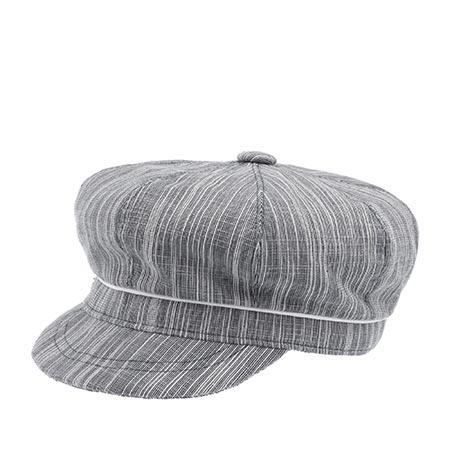 Кепка BETMAR арт. B1845H SAILOR CAP (серый / синий)