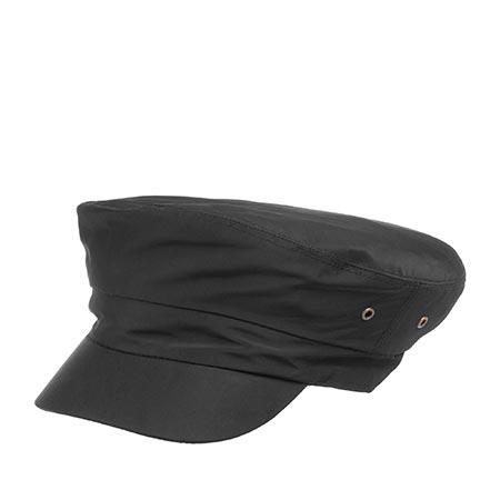 Кепка BETMAR арт. B1891H LIEUTENANT RAIN CAP (черный)