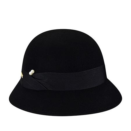 Шляпа BETMAR арт. B1869H ZELDA (черный)