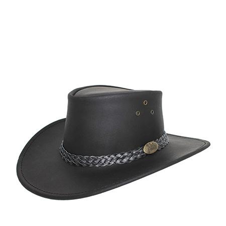Шляпа JACARU арт. WALLAROO (черный)