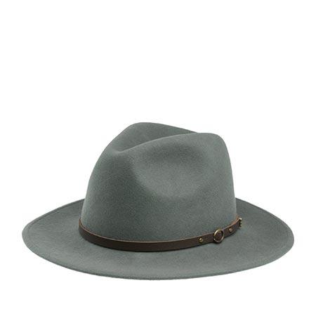 Шляпа CHRISTYS арт. CRUSHABLE SAFARI cwf100008 (темно-серый)