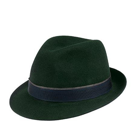 Шляпа CHRISTYS арт. MELISSA cso100115 (зеленый)