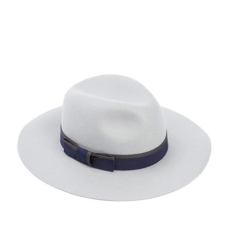 Шляпа CHRISTYS арт. SOHO cwf100117 (светло-серый)