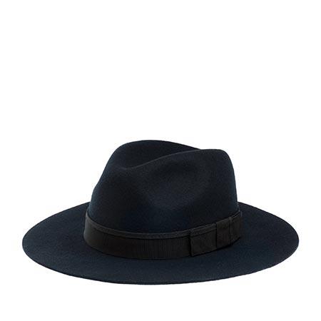 Шляпа CHRISTYS арт. SOHO cwf100117 (темно-синий)