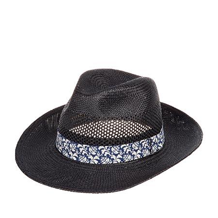 Шляпа CHRISTYS арт. NOTTING HILL cpn100422 (темно-синий)