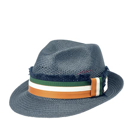 Шляпа CHRISTYS арт. HOXTON cpn100419 (темно-синий)