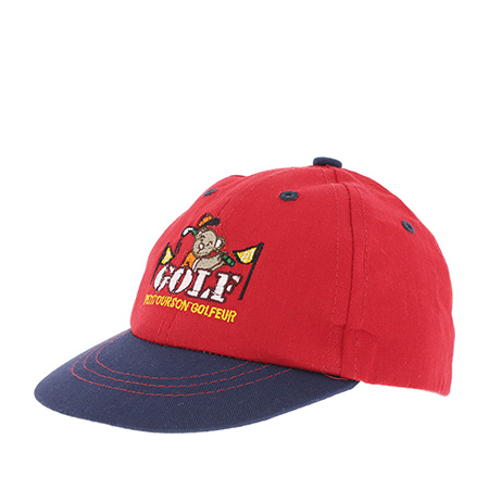 Бейсболка R MOUNTAIN арт. 031324 (красный)
