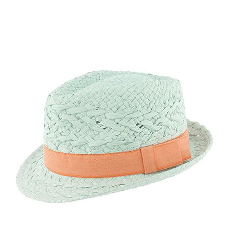 Шляпа R MOUNTAIN арт. JAMES 041 (голубой / оранжевый)
