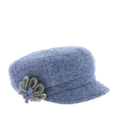 Кепка HERMAN арт. MADEMOISELLE W16 003 (синий)