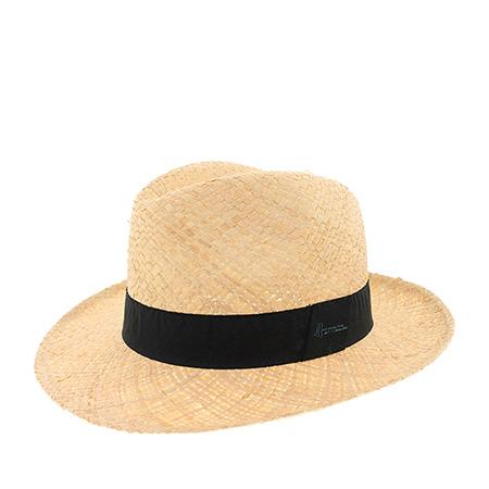 Шляпа HERMAN арт. O DUNN (бежевый / черный)