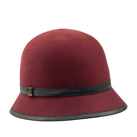 Шляпа GOORIN BROTHERS арт. 605-9302 (бордовый)
