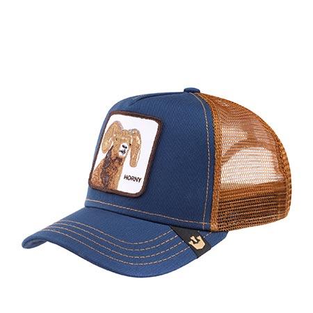 Бейсболка GOORIN BROTHERS арт. 101-0247 (синий)