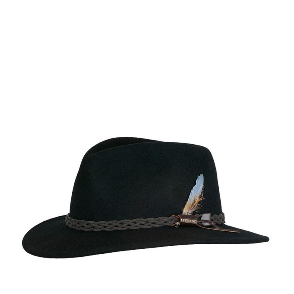 Шляпа федора STETSON 2528001 NEWARK фото