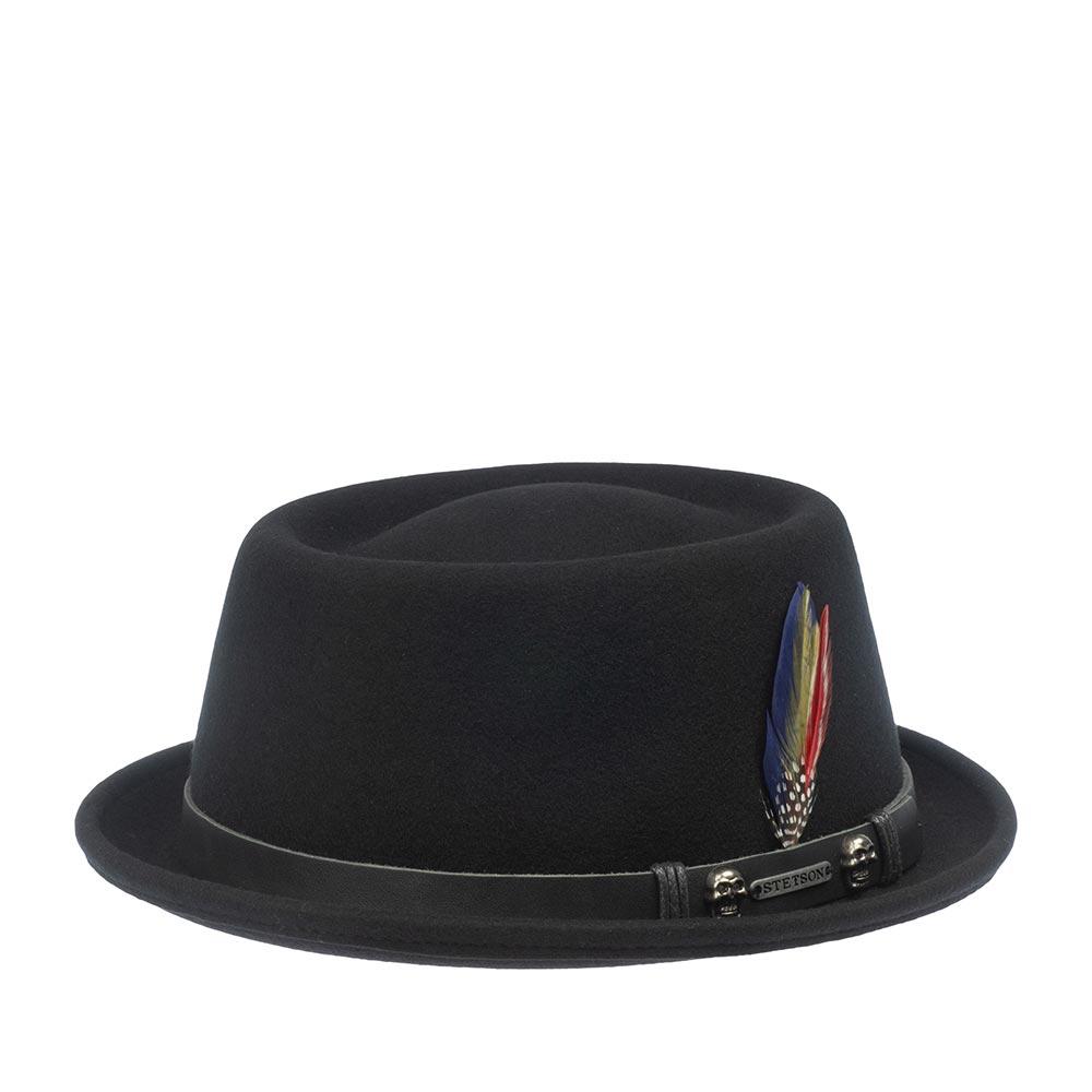 Шляпа поркпай STETSON 1698107 PORKPIE фото