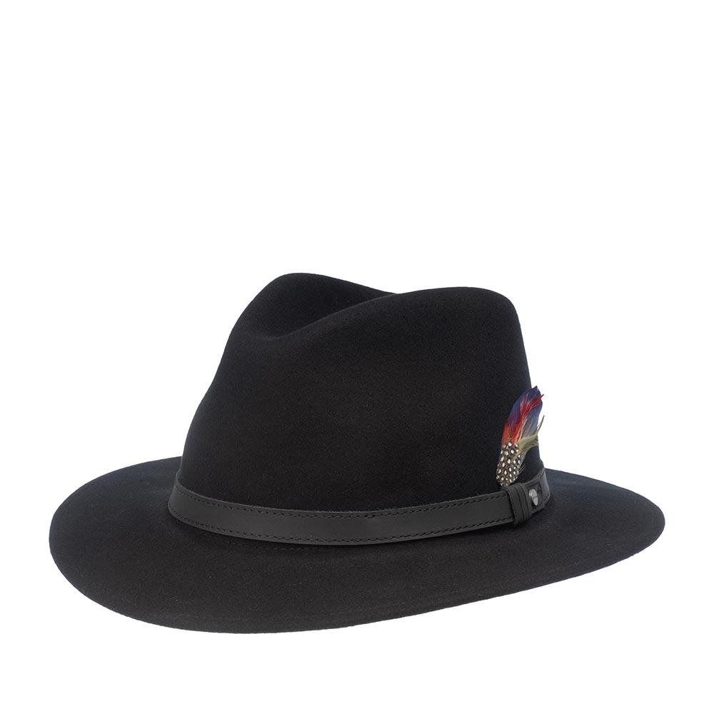 Шляпа федора STETSON 2598101 YUTAN фото
