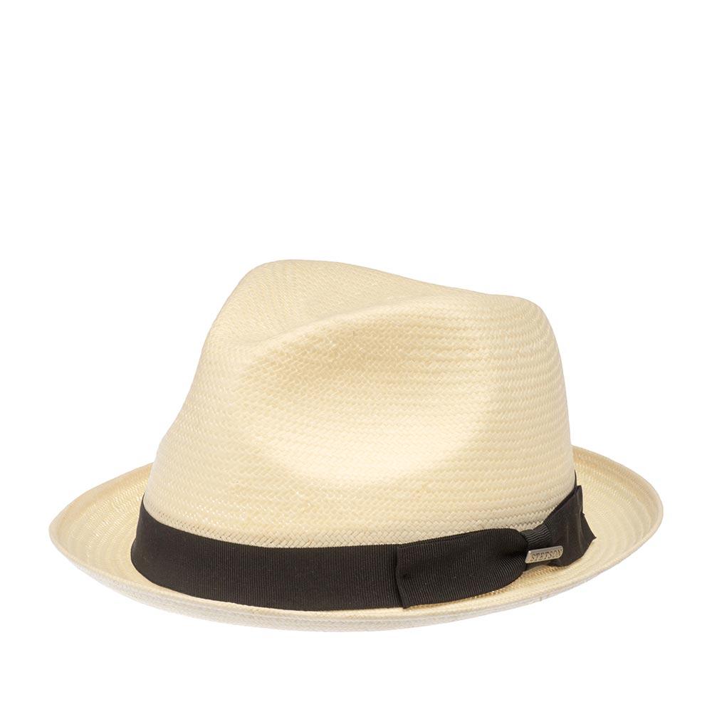 Шляпа хомбург STETSON 1328512 PLAYER TOYO фото