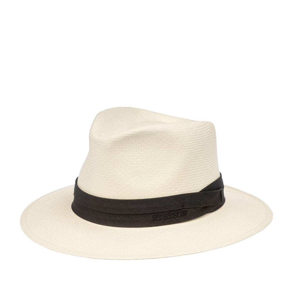 Шляпа федора STETSON 2458402 TRAVELLER PANAMA фото